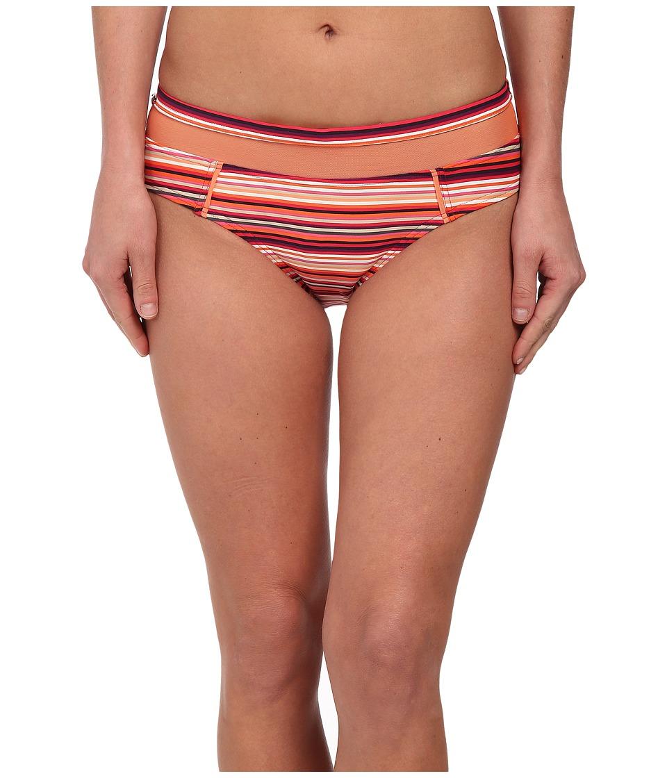 Lole - Abel Bottom (Rhubarb Tira) Women's Swimwear