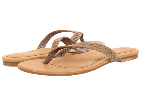 UGG - Allaria II Mar (Wet Sand Suede) Women's Sandals