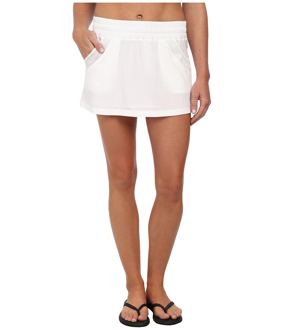Lole - Kalenda Skirt (White) Women's Skirt