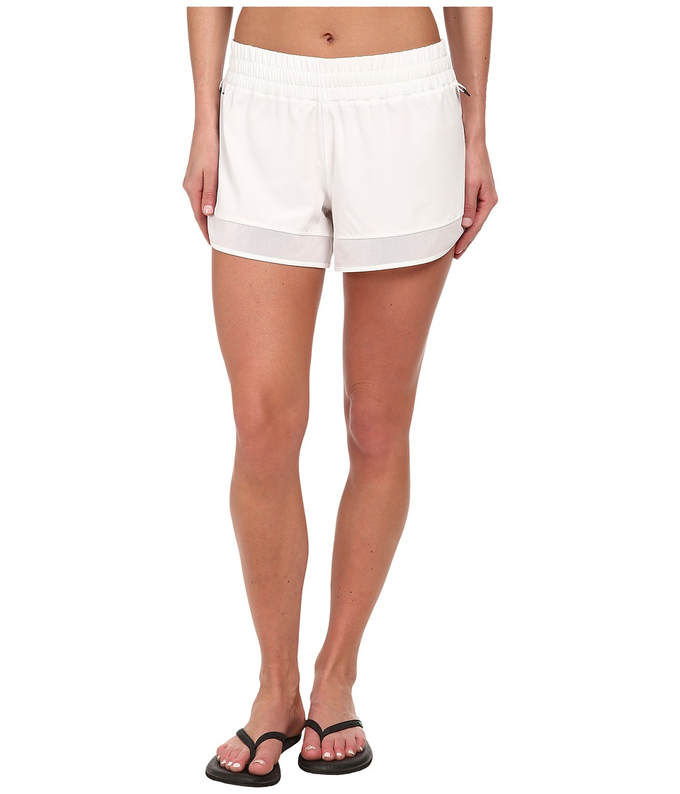 Lole - Bejaia Boardshorts (White) Women's Swimwear