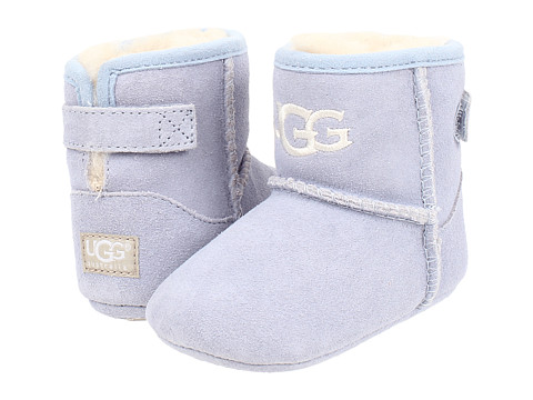 UGG Kids - Jesse (Infant/Toddler) (Horizon Blue (Suede)) Girl's Shoes