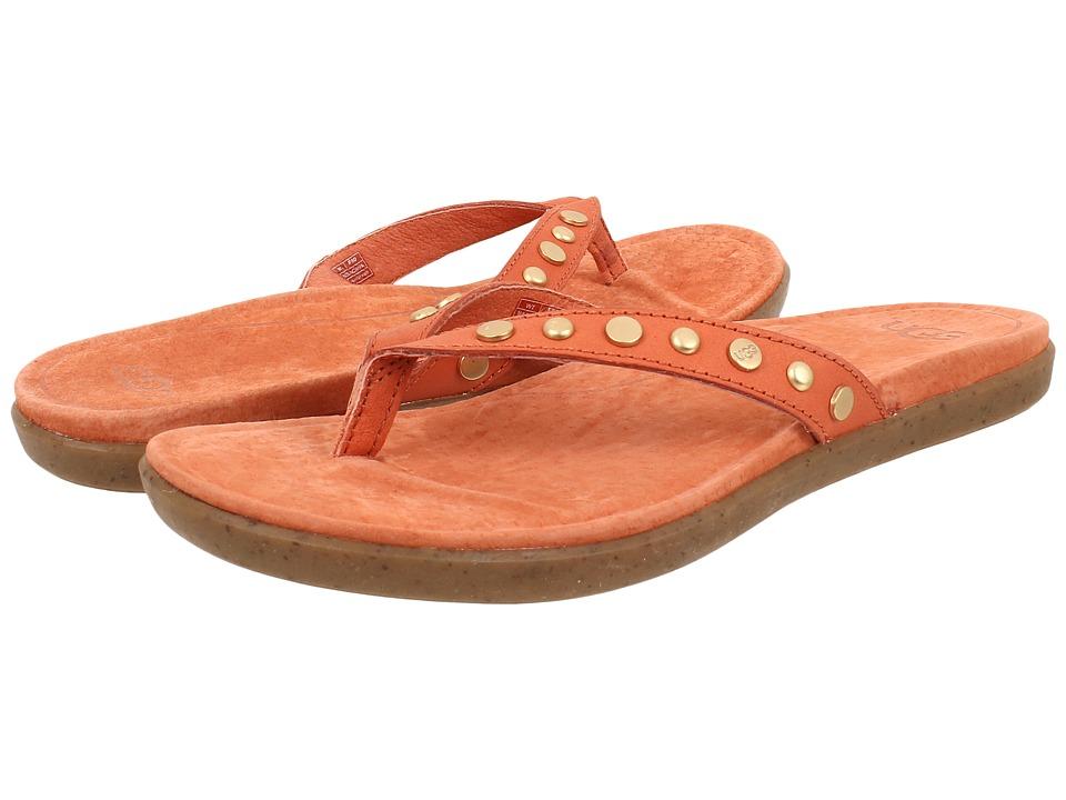 UGG - Lyndi (Starfish Leather) Women