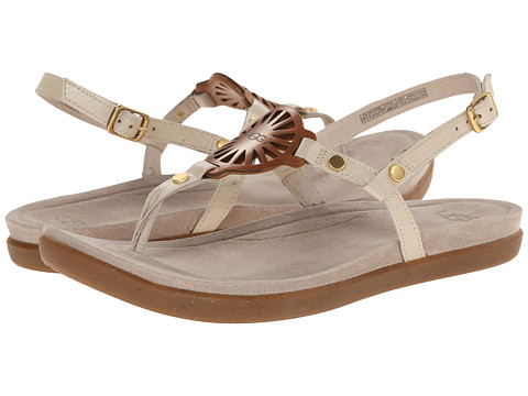 UGG - Ayden (Seagull Leather) Women's Sandals