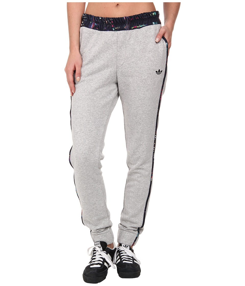 adidas Originals - TKO Trackpant (Medium Grey Heather) Women's Casual Pants
