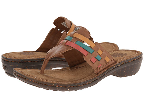 UGG - Jenaya (Chestnut Multi Leather) Women's Sandals