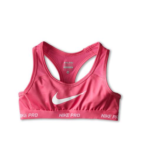 Nike Kids - YA Hypercool Pro Bra (Little Kids/Big Kids) (Pinksicle/Pinksicle/Pinksicle/White) Girl's Bra