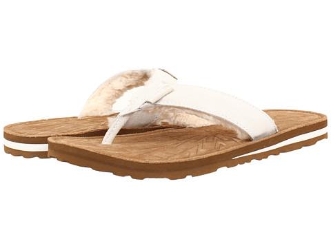 UGG - Tasmina (Seagull Suede) Women's Sandals