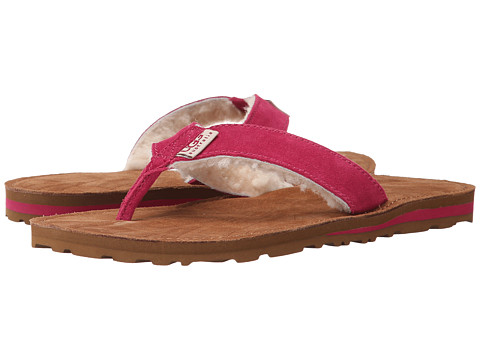 UGG - Tasmina (Tropical Sunset Suede) Women's Sandals