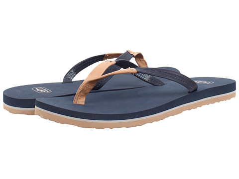 UGG - Magnolia (Navy Leather) Women's Sandals