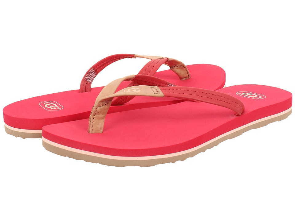 UGG - Magnolia (Tropical Sunset Leather) Women's Sandals