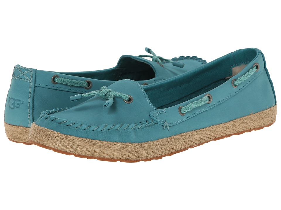UGG - Chivon (Marlin Leather) Women's Flat Shoes