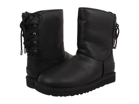 UGG - Mariana (Black Leather 2) Women