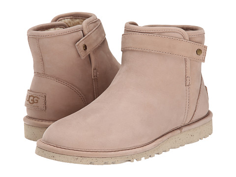 UGG - Rella (Fawn Nubuck) Women's Slip on Shoes