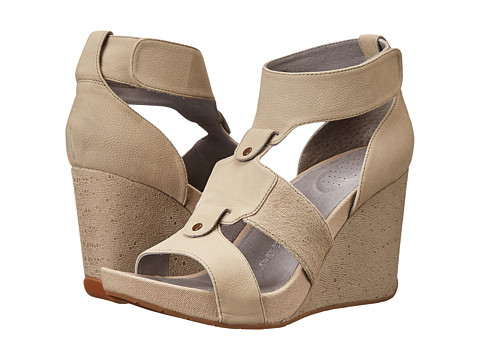 Tsubo - Neelie (Wet Cement) Women's Wedge Shoes