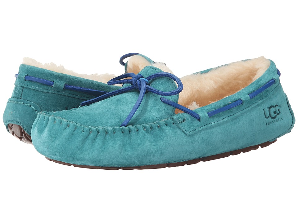 UGG - Dakota (Marlin Suede) Women's Moccasin Shoes