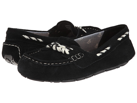 UGG - Genoa (Black Suede) Women