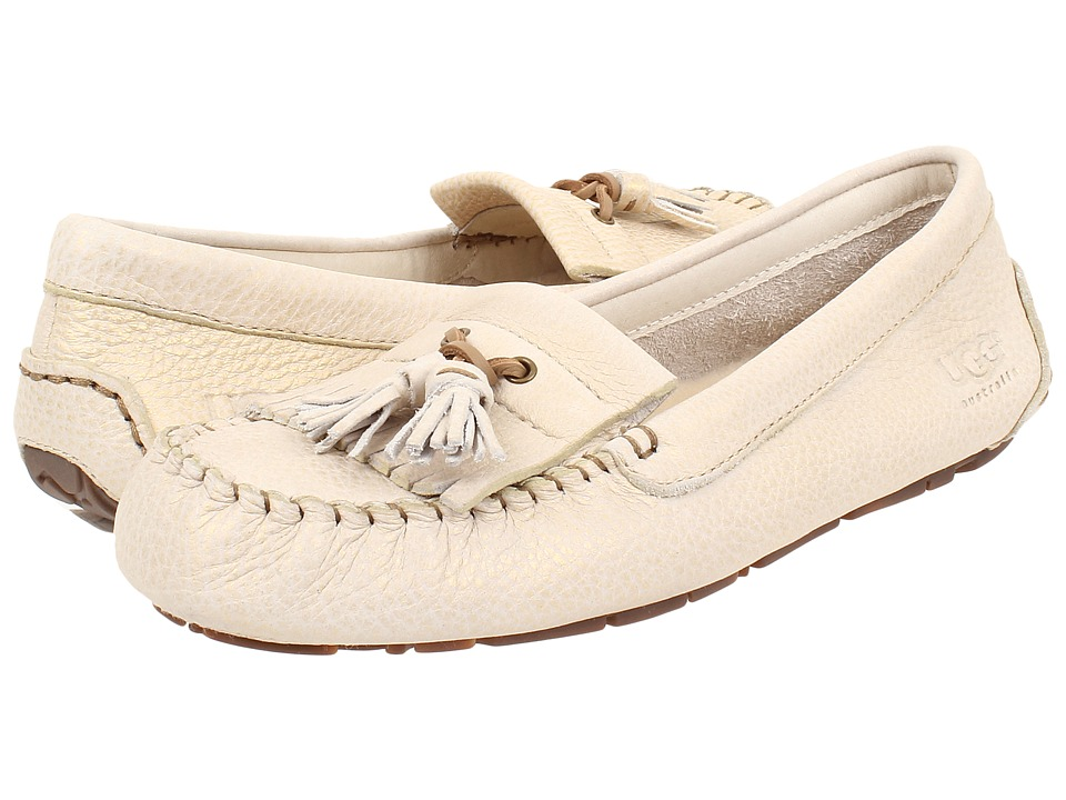 UGG - Margaret (Seagull Leather) Women's Flat Shoes