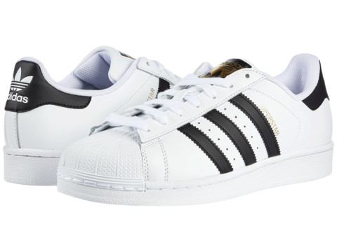 adidas Originals - Superstar 2 (White/Black/White 2) Classic Shoes