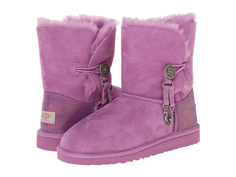UGG Kids - Bailey Charm (Big Kid) (Jellyfish) Girl