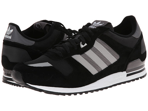 adidas Originals - ZX700 (Black/MGH Solid Grey/Granite) Men's Shoes