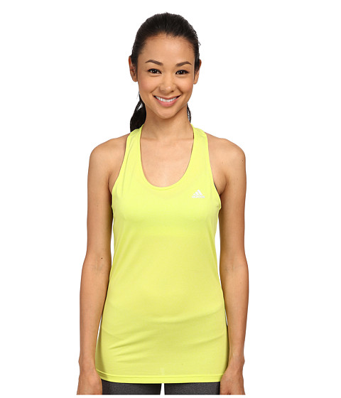 adidas - Derby Tank (Semi Solar Yellow Heather/Matte Silver) Women