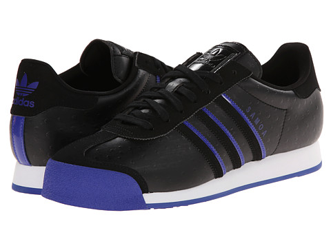 adidas Originals - Samoa Energy (Black/Night Flash/White) Men's Shoes