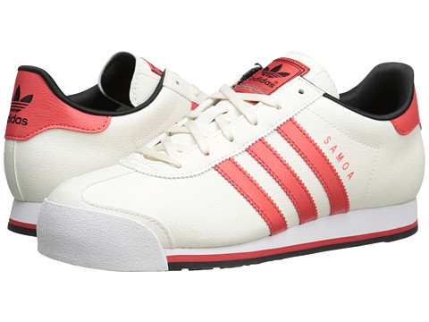 adidas Originals - Samoa (Off White/Bright Red/Black) Women