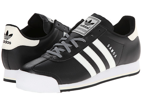adidas Originals - Samoa (Black/Off White/White) Women's Classic Shoes