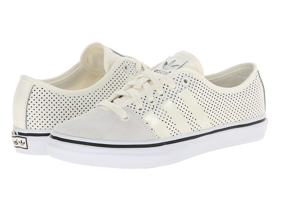 adidas Originals - Adria Lo - Polka Dot (Off White/Off White/Black) Women's Classic Shoes