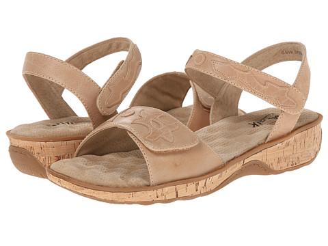 SoftWalk - Billings (Natural Veg Calf Leather) Women's Shoes
