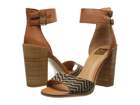DV by Dolce Vita - Mellah (Honey/Tribal Stella) High Heels