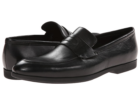 Paul Smith - Carlos Loafer (Black) Men's Slip on Shoes