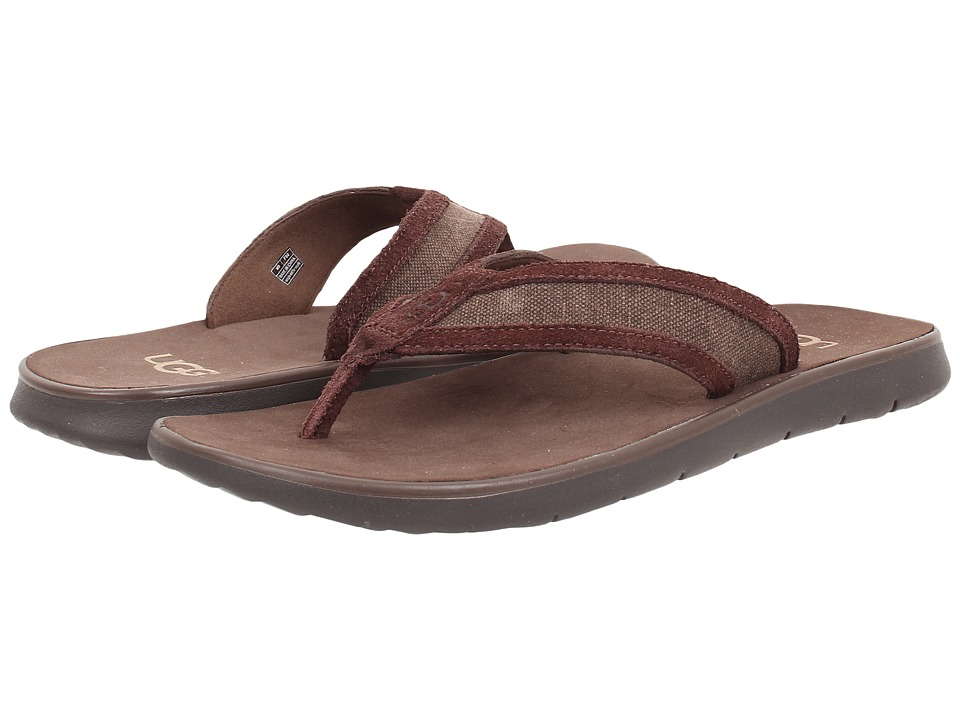 UGG - Makohe (Grizzly) Men's Sandals
