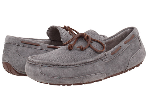UGG - Chester Perf (Metal Suede) Men's Slip on Shoes