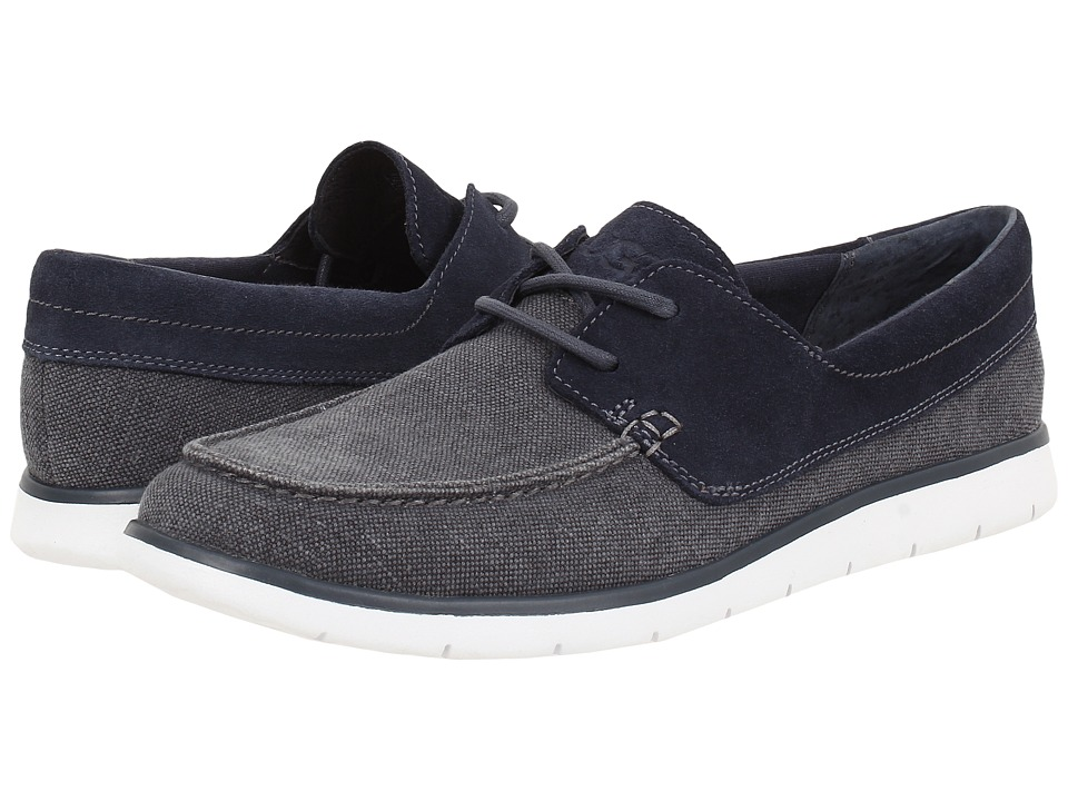 UGG - Catton (Imperial Canvas) Men's Slip on Shoes
