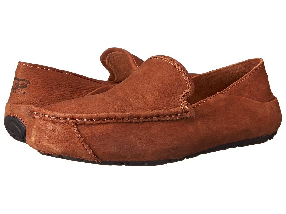 UGG - Hunley (Cordovan Leather) Men