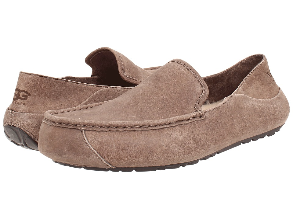 UGG - Hunley (Stone Leather) Men