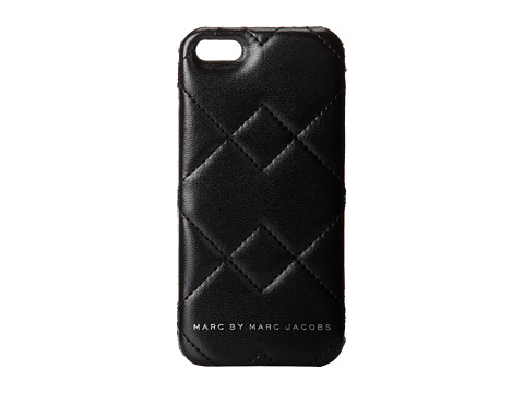 Marc by Marc Jacobs - Crosby Quilted Phone Cases (Black) Cell Phone Case