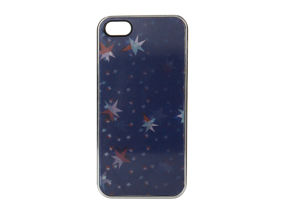 Marc by Marc Jacobs - Twinkle Stars Lenticular Phone Cases (Blue Depths Multi) Cell Phone Case