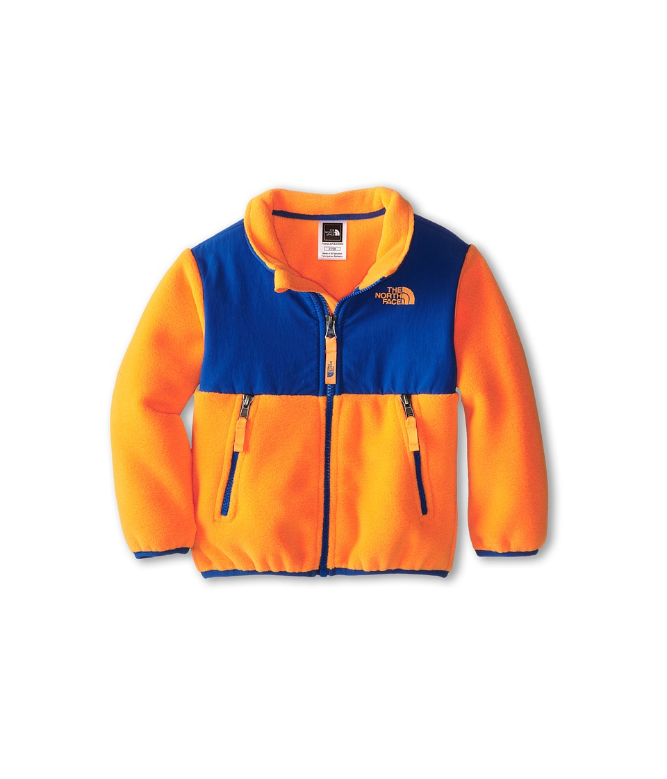 The North Face Kids - Denali Jacket (Toddler) (Recycled Koi Orange) Boy's Coat
