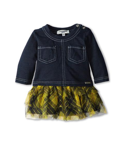 Junior Gaultier - Melissa Dress (Infant) (Indigo) Girl