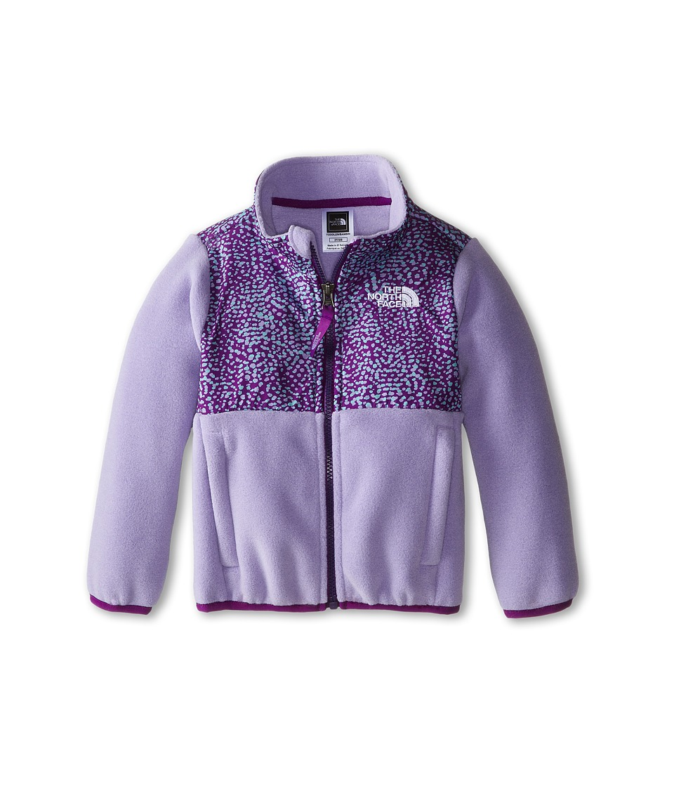 The North Face Kids - Denali Jacket (Toddler) (Recycled Violet Tulip Purple) Girl's Coat