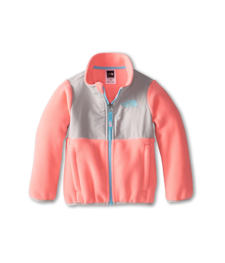 The North Face Kids - Denali Jacket (Toddler) (Recycled Sugary Pink) Girl's Coat