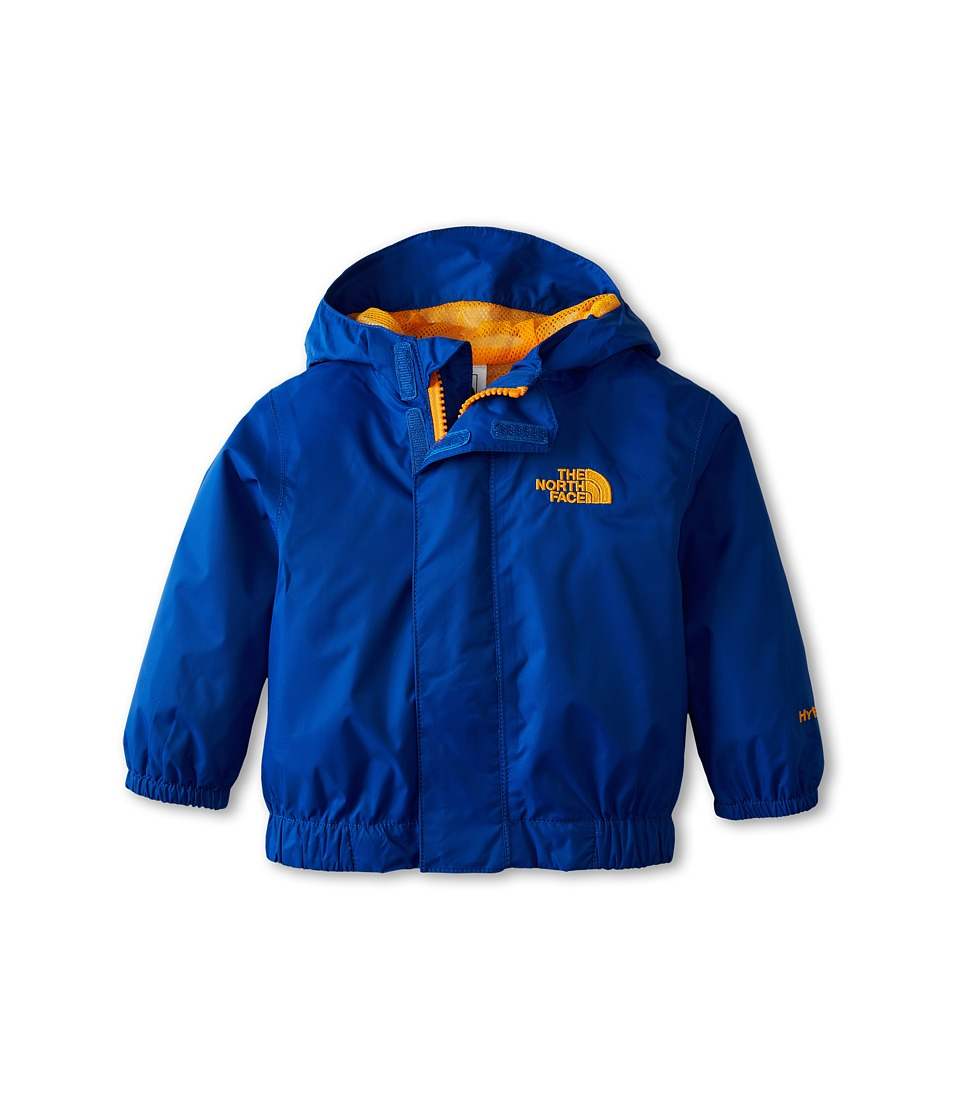 The North Face Kids - Tailout Rain Jacket (Infant) (Monster Blue) Girl