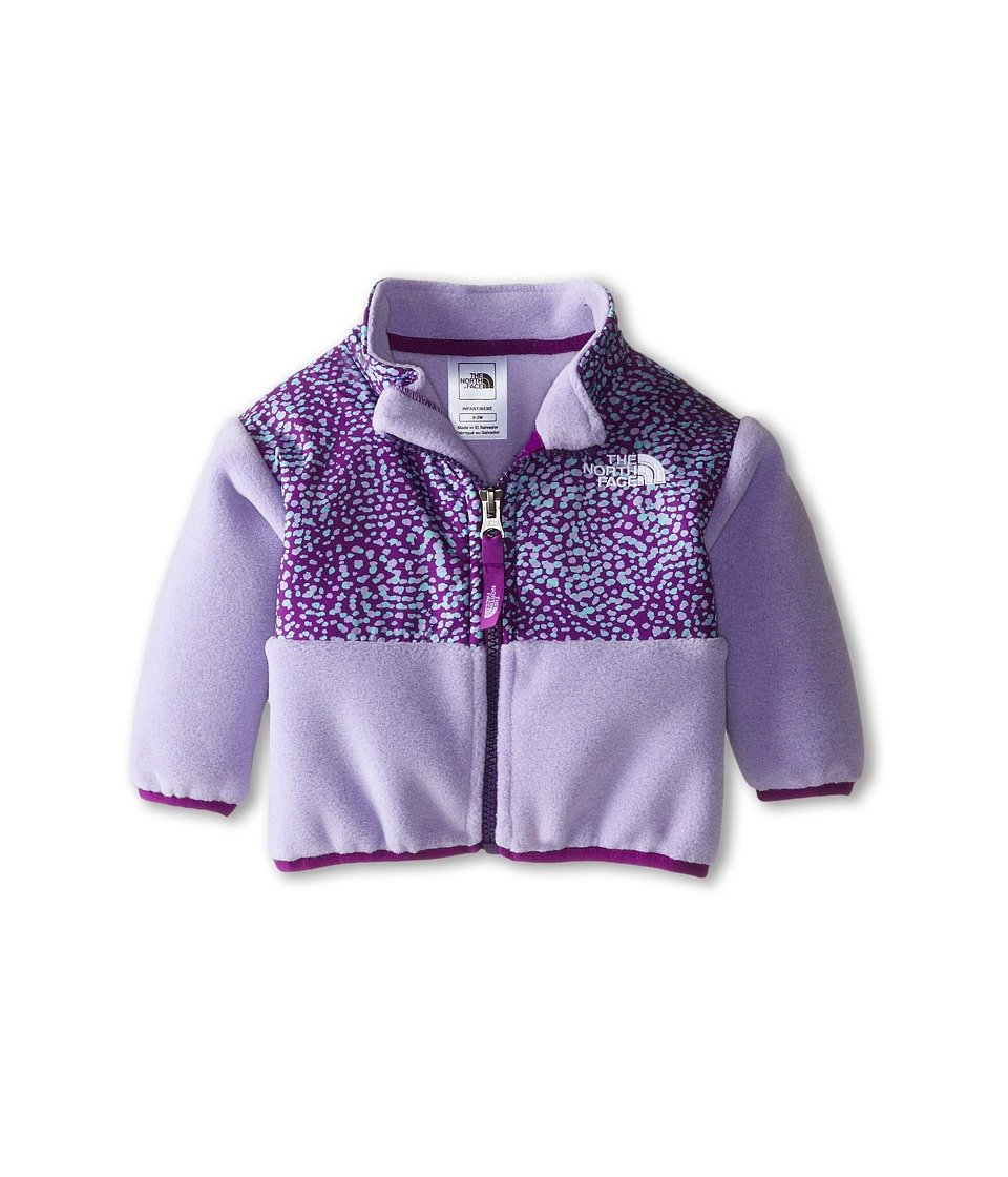 The North Face Kids - Denali Jacket (Infant) (Recycled Violet Tulip Purple) Kid's Jacket
