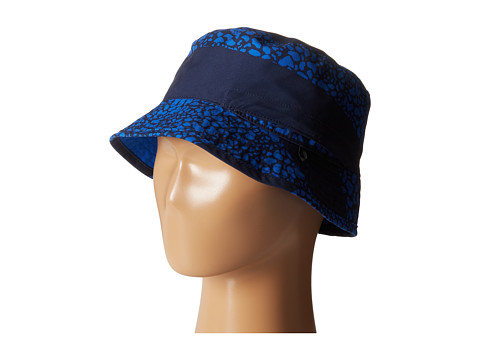 The North Face Kids - Youth Sun Stash Hat (Monster Blue Multi Print) Caps