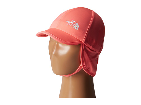 The North Face Kids - Baby Sun Buster Hat (Sugary Pink/TNF White) Caps
