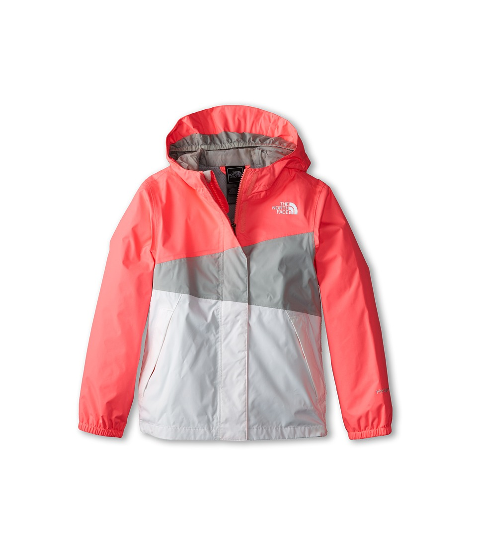 The North Face Kids - Caiman Rain Jacket (Little Kids/Big Kids) (Sugary Pink) Girl's Coat