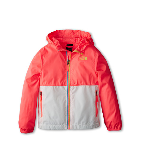 The North Face Kids - Flurry Wind Hoodie (Little Kids/Big Kids) (Sugary Pink) Girl's Coat