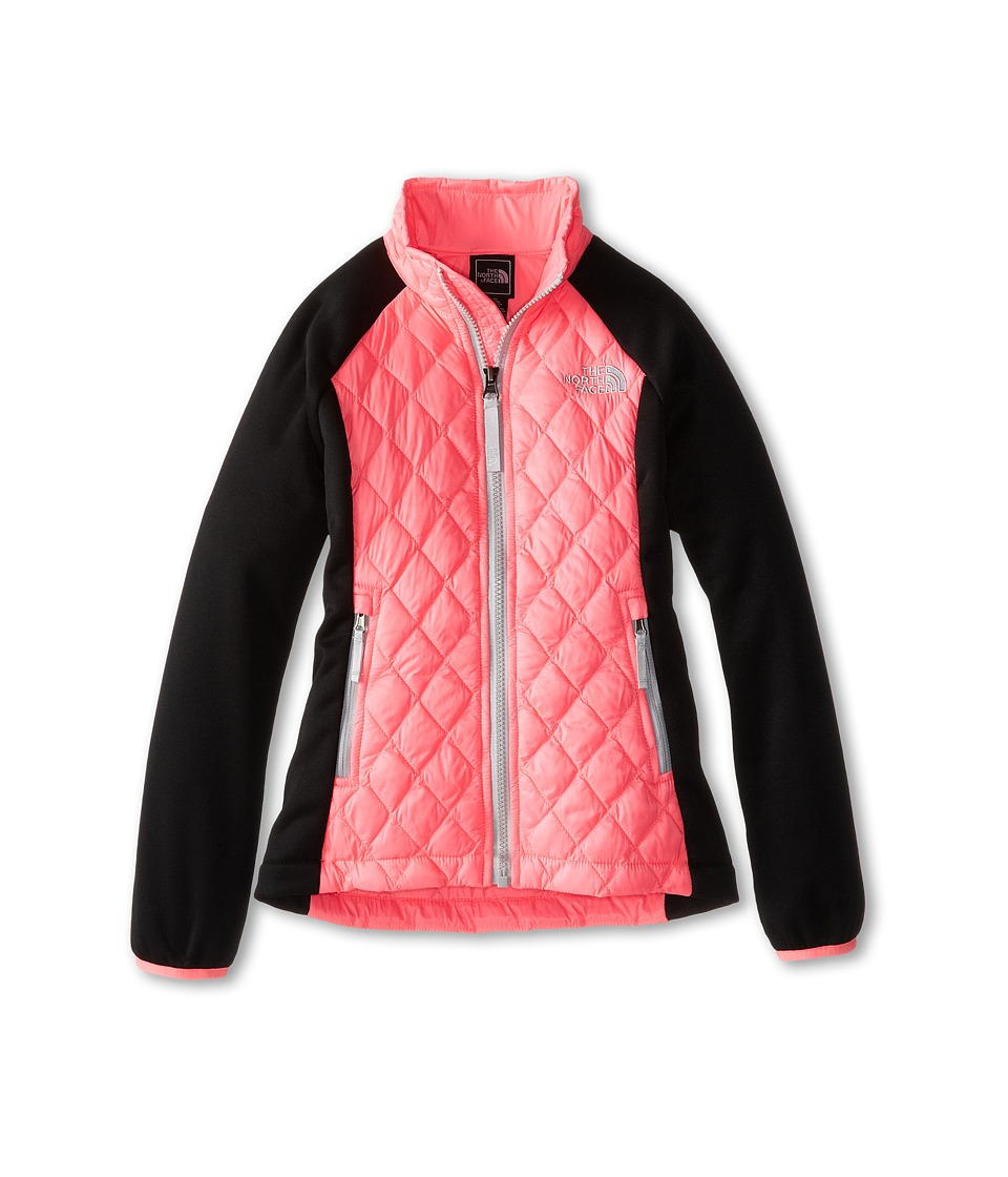The North Face Kids - ThermoBall Hybrid (Little Kids/Big Kids) (Sugary Pink) Girl's Coat
